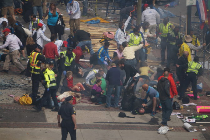 Empathy and the Boston Marathon Bombing…How?