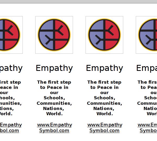 EmpathySymbolFreeBookmarkDoc