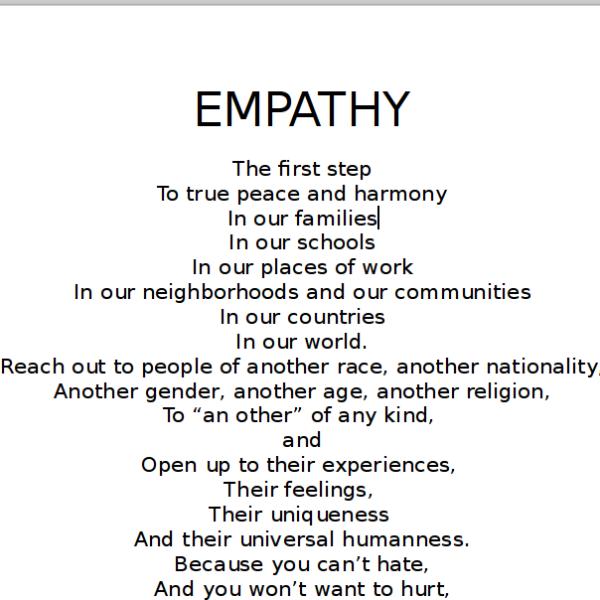 EmpathySymbolPosterDoc
